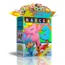 Kit Imprimible Pocoyo Powerpoint 100% Editable