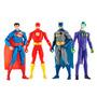 Dc Comics Mattel Superheroes Articulados En 9 Pts Bunny Toys