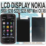 Pantalla Lcd Display Nokia 5230 5800 5228 5235 N97 Mini C6 X