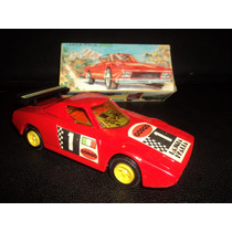 Juguete Antiguo Gorgo Chapa - Lancia Italia - En Caja