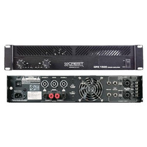 Amplificador De Potencia Cpx1500 Crest