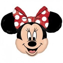 Globo Minnie Mickey 14 Pulgadas Usa Anagram Envios