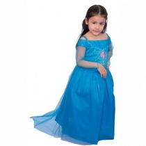 Disfraz Frozen Elsa Talle 1