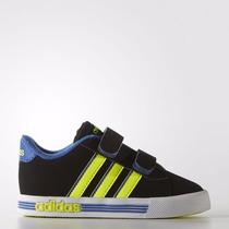 Zapatillas Adidas Neo Daily Team Bebés - Talles 21 Al 27