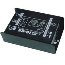 Caja Directa Pasiva Js Electronics Db01