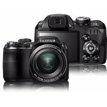 Camara Digital Fujifilm S4080 14mp 30x Con Pilas Y Cargador