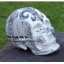 Cráneo / Calavera De Diseño Para Decoración, Escultura
