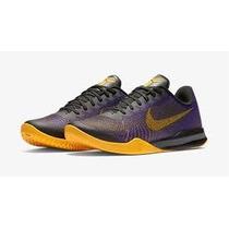 Zapatillas De Basquet Nike Kobe Mentality 2 Importadas