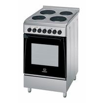 Cocina Electrica Indesit Kn3e51 X Acero