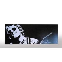 Cuadros Flaco Spinetta- Retratos Rock