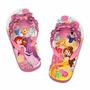 Ojotas De Princesas Disney Store Original Importada De Usa