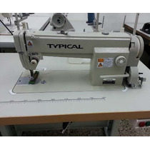 Maquina De Coser Recta Pesada Typical Gc6-28-1h Nueva