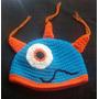 Gorro Lana Tejido Al Crochet - Personalizados