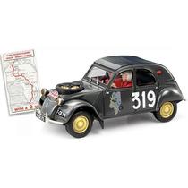 Citroen Scx Rally Sahara Auto Slot Original Para Pista 1/32