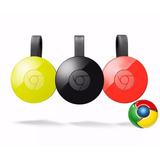 Google Chromecast 2 2da Generacion Smart Tv Wifi