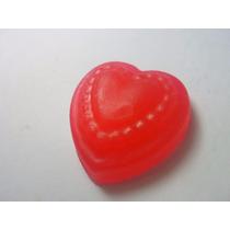 Souvenirs Jabones Corazones Rojos X 30 Unid. $300 ($10 C/u)