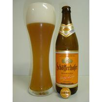 Cerveza Schofferhofer Porron 500cc Importada Alemania