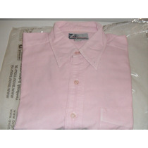 Camisa De Hombre Taverniti - Talle M - Color Rosa Oferton