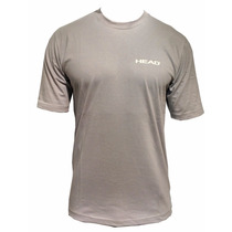 Remera Hombre Estampada Head Branding T-shirt W´s