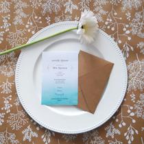 Tarjeta Invitacion Casamiento Quince 15 Años + Sobre