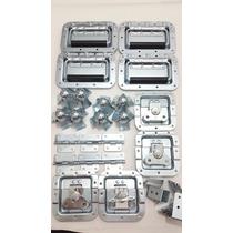 Combo 111 Herrajes Anvil Cases Baul Pedalera Rack