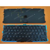 Teclado Macbook Air 11.6 A1370 A1465 Con Backlight Español