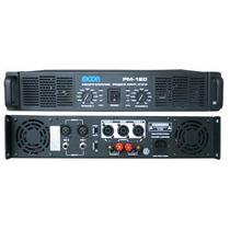 Amplificador Potencia Moon Pm 120 700 Uso Pro Puenteable Cjf