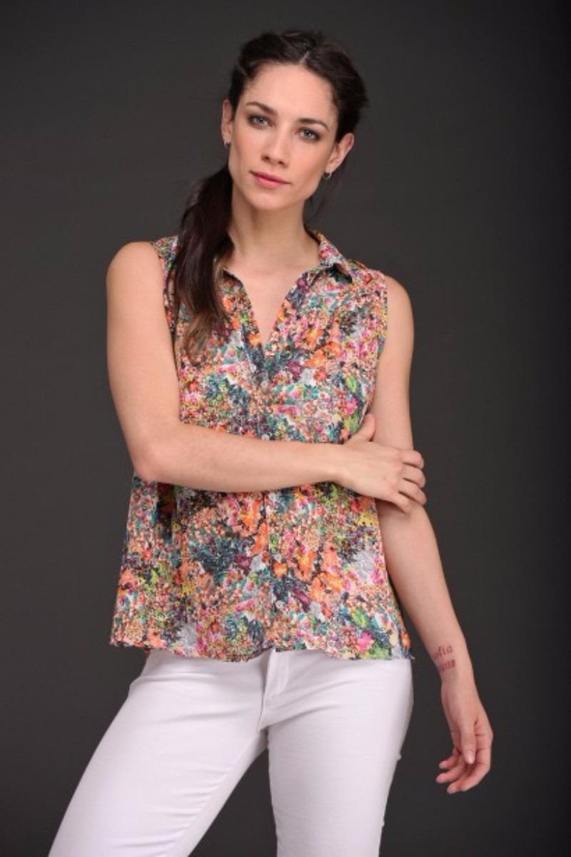 Camisa Rhoda Brandel