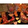 Letras. Eventos. Mesas Dulces. Candy Bar. Bodas. Casamientos