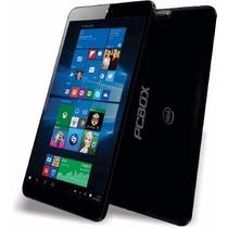 Tablet Pcbox Drix Tw088 8¨ Ips Intel Quad Core 16gb Bt W10