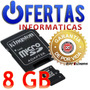 Memoria Micro Sd Con Adaptador De Regalo Kingston 8gb