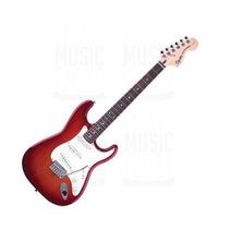 Oferta! Guit Elec Squier Stratocaster Standard Special Cherr