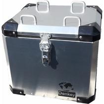 Baul Top Case Donkey 40 Litros Aluminio Urquiza Motos