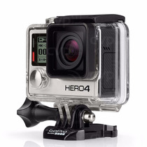 Go Pro Hero 4 Black Wifi Touch 4k Full Hd 12mp Sumergible