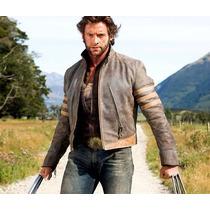 Camperas De Cuero Estilo Wolverine