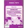 Manual De Derecho Constitucional - Vol 2 - Pinto Dyf