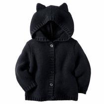 Hermoso Sweater / Cardigan Tejido Carters® Súper Abrigado!