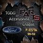 Guardabarro Delantero 99/02 Imp. Ford Fiesta Y Mas