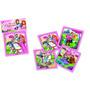 Puzzle 4 Rompecabezas X4 Piezas Princesas Duravit 050