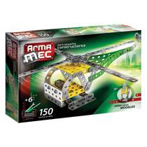 Armamec Caja Mediana 150 Piezas C/ Herramientas. Tuni 603
