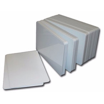 Tarjetas Plásticas Imprimibles Inkjet P Epson Canon Y Hp