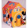 Carpa Casa De Mickey Mouse Clubhouse Original Vulcanita