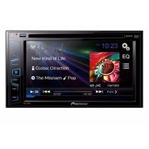 Estereo Pioneer Doble Din Touch Avh-x175dvd Dvd Usb