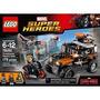 Lego Marvel 76050 Civil War Crossbones Hazard Heist