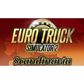 Euro Truck Simulator 2 Scandinavia D L C - Original Pc