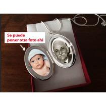 Relicario En Librito Importado Con Cadena Incluida! Premium!