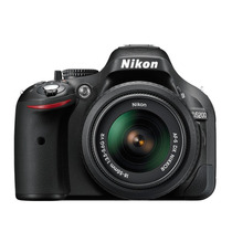 Camara Nikon D5200 Kit 18-55mm Full Hd Garantia Tecno Huemul