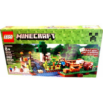 Lego Minecraft 21114 : The Farm - Minijuegosnet