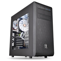 Gabinete Pc Thermaltake Core V31 Midtower Usb 3.0 12 Cuotas