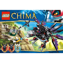 Lego Legends Of Chima 70012 Razar